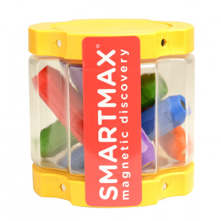 Smartmax Transparent Containers 6 Long Bars