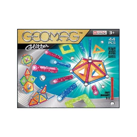 Geomag glitter Panels 44 delig