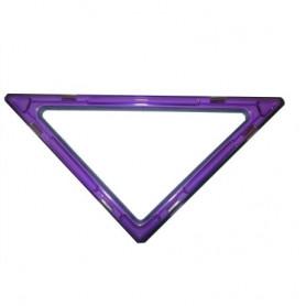 Magformers/ Magsmarters Grote driehoek 4 st.