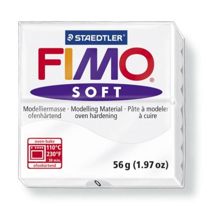 Fimo soft no. 0 weiß