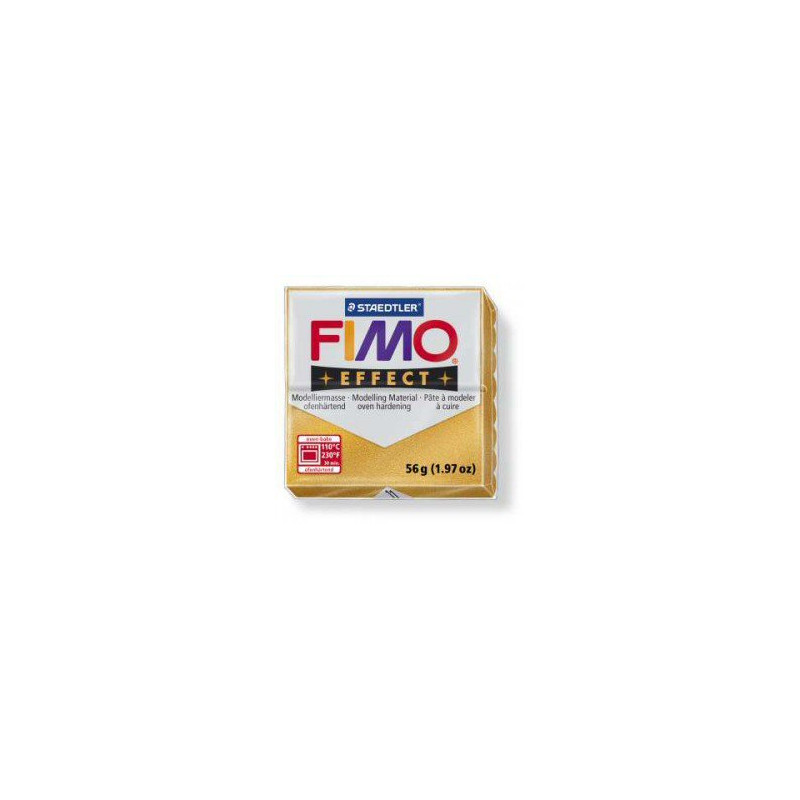 Fimo Effect nr. 11 Metallic goud