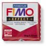 Fimo Effect nr. 28 Metallic Rubis Rood