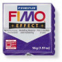 Fimo Effect nr. 602 Glitter Paars