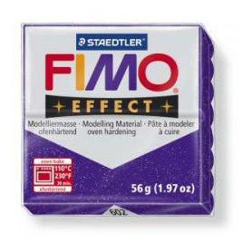 Fimo Effect nr. 602 glitter purple