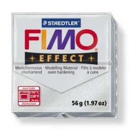 Fimo Effect nr. 81 Metallic Silver