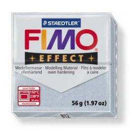Fimo Effect nr. 812 Glitter Silver