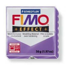 Fimo Effect nr. 604 Translucent Purple