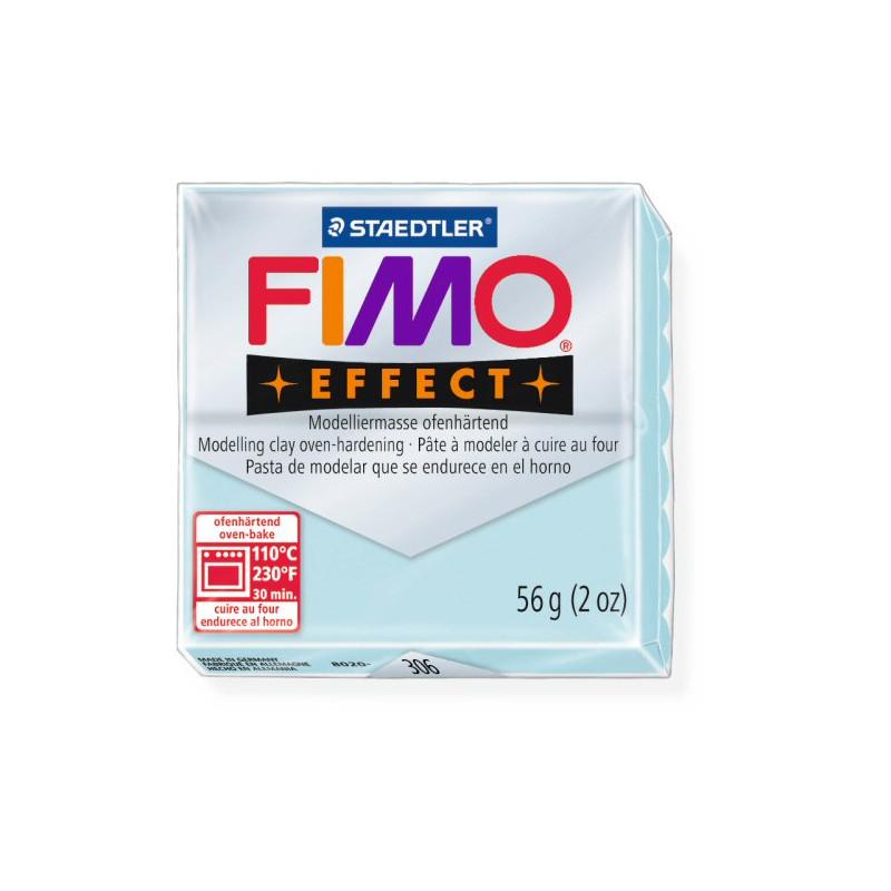 Fimo Effect nr. 306 blue ice quartz