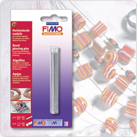 Fimo Bead piercing needles