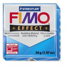 Fimo Effect nr. 374 Translucent Blue