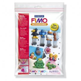 Fimo Motiv-Form Funny animals