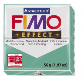 Fimo effect nr. 504 Translucent Green