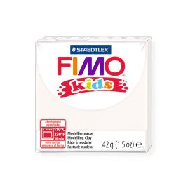 Fimo Kids nr. 0 Weiß