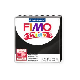 Fimo Kids nr. 9 zwart