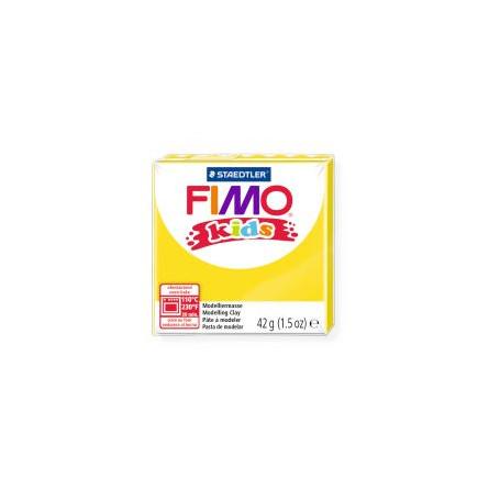 Fimo Kids nr. 1 geel