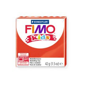 Fimo Kids nr. 2 red