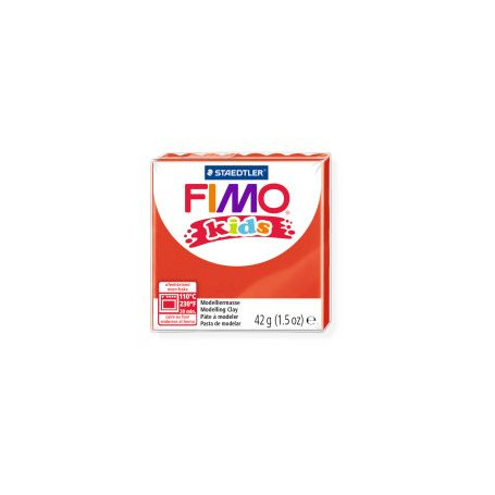 Fimo Kids nr. 2 rood