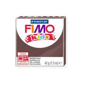 Fimo Kids nr. 7 brown