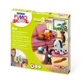 Fimo Kids startset Huisdieren