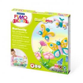 Fimo Kids startset Vlinder