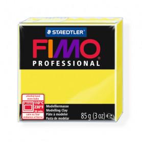 Fimo Professional 1 zitrone gelb
