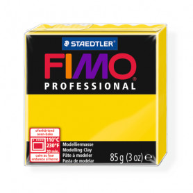 Fimo Professional 100 pure yellow