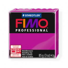 Fimo Professional 210 magenta