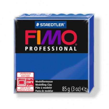 Fimo Professional 33 ultramarijn blauw