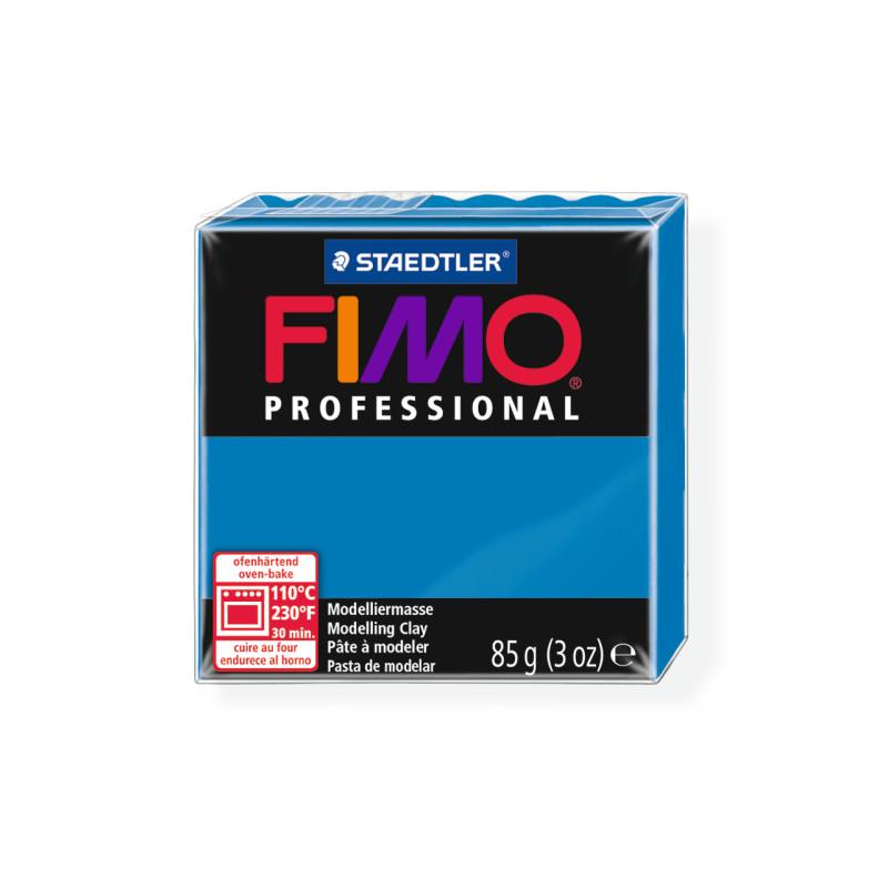 Fimo Professional 300 puur blauw