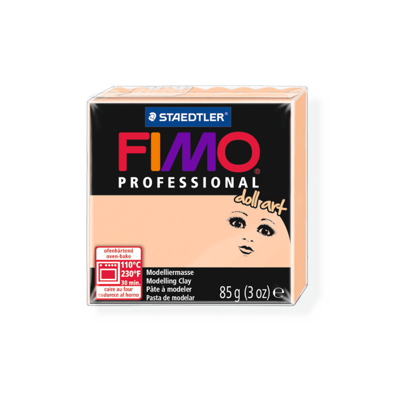 Fimo professional doll art. color 435 cameo opaque