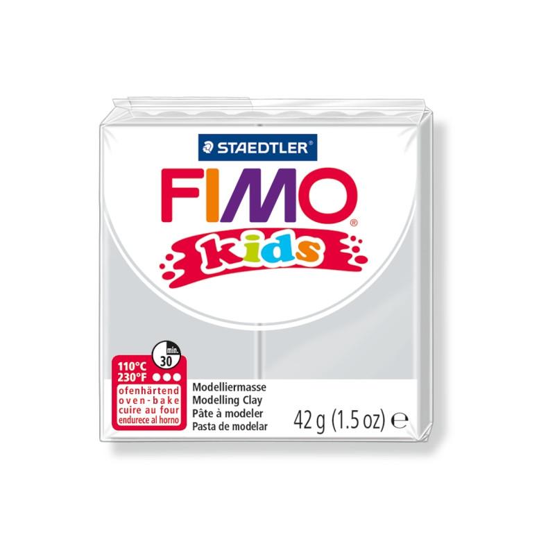 Fimo Kids nr. 80 lichtgrijs
