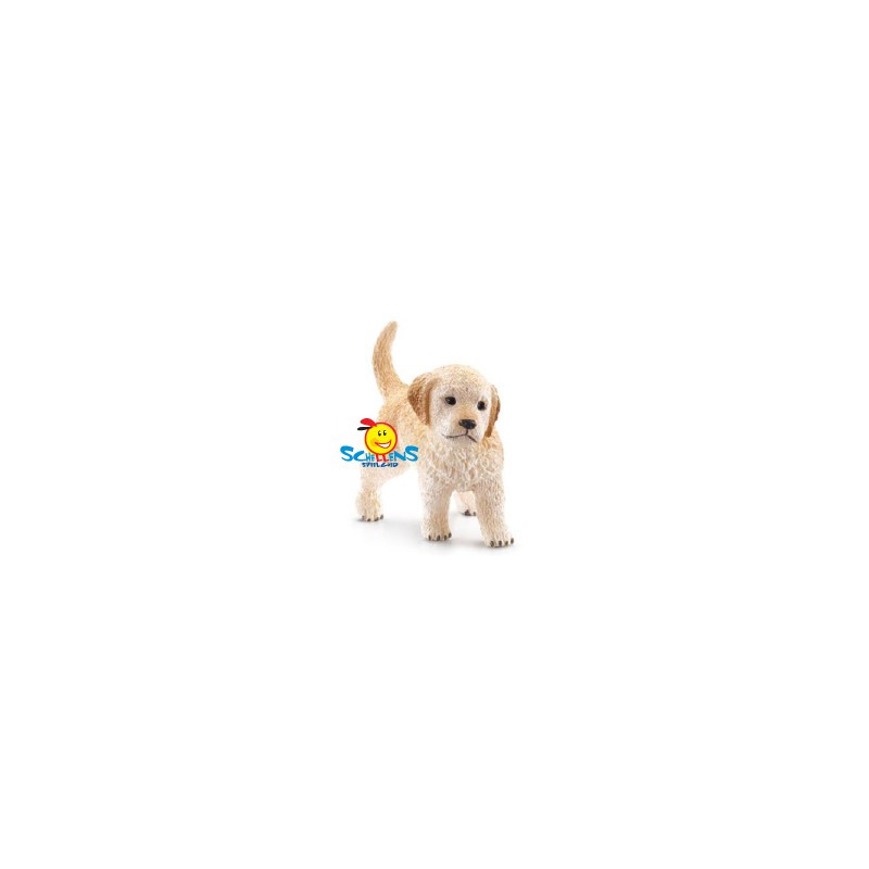 Schleich 16396 Golden Retriever Puppy