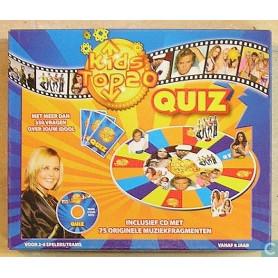 Kids Top 20 Quiz