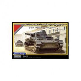 German Panzerkampfwagen IV Ausf. C