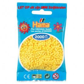 Hama mini beads color 03 Yellow