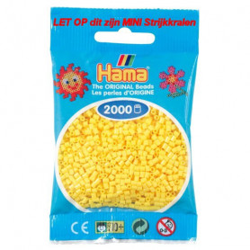 Hama mini kralen kl 03 geel