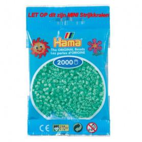 Hama mini beads color 11 Mint