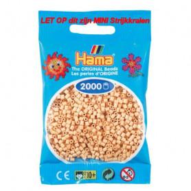 Hama mini beads color 27 Beige