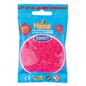 Hama mini beads color 32 Fuchsia