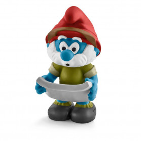 Schleich 20777 Jungle Grote Smurf Safari