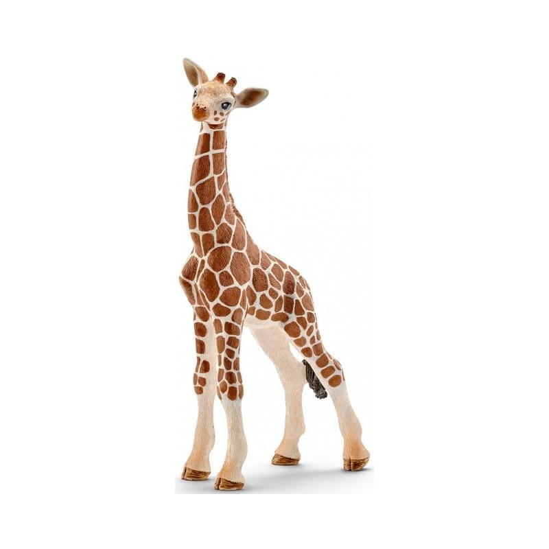 Schleich 14751 Giraffen kalf