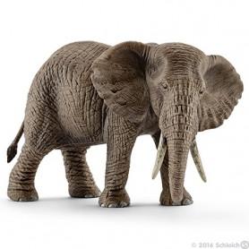 Schleich 14761 Afrikaanse olifant mannelijk