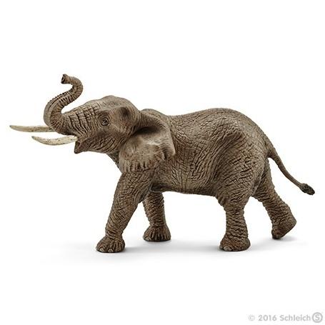 Schleich 14762 Afrikaanse Olifant vrouw