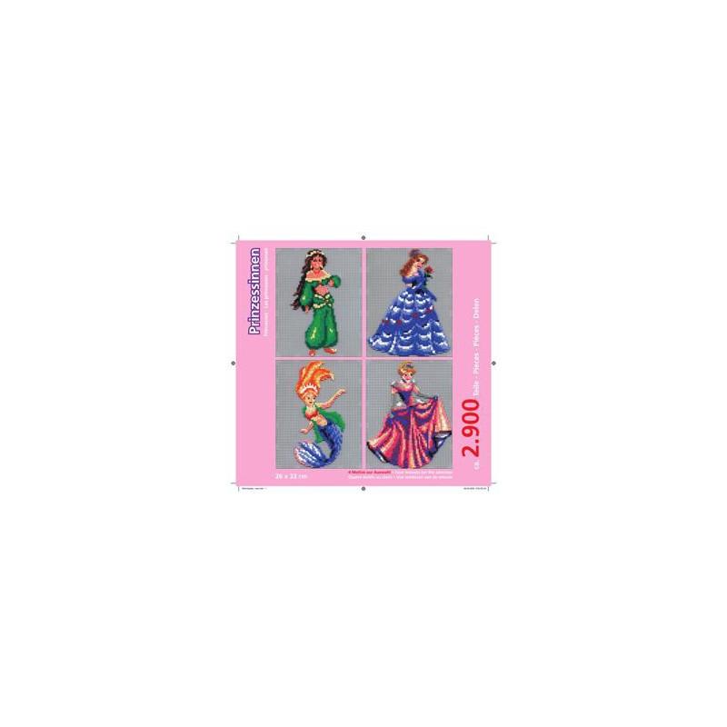Stickit 41189 Princessen 4 in 1