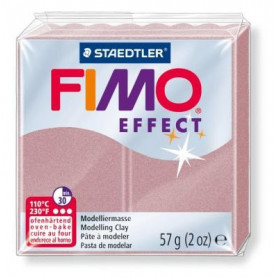Fimo effect nr 207 parelmoer rosé