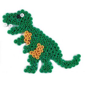 Grondplaat Hama Dino