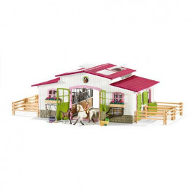 Schleich 42344 Riding Centre with Accessories