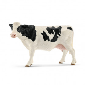 Schleich 13797 Vache Holstein