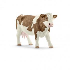 Schleich 13801 Simmental koe