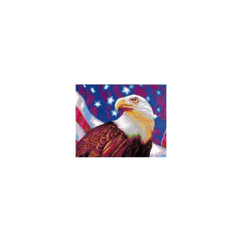 Stickit 41269 Amerikaanse Adelaar